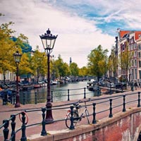 European Triangle Package for 8 Days (Europamundo Vacations)