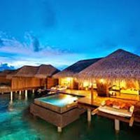 Maldives 4 Star Package for 4 Days on Bed & Breakfast