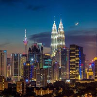 Malaysia and Singapore 6N/7D Tour