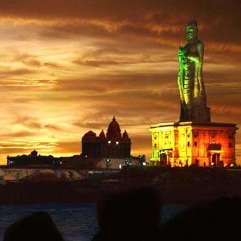 Madurai Rameshwaram Kanyakumari Kovalam Trivandrum Tour