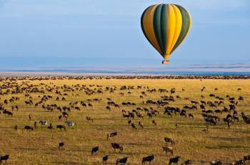 Kenya Air Safari Packages