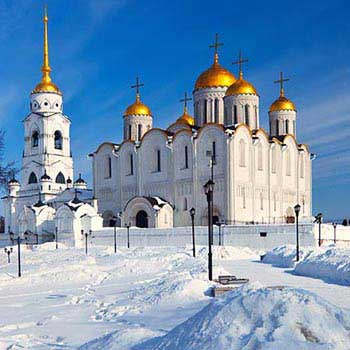 Moscow Saint Petersburg Suzdal Tour Packages