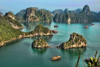 Hanoi Halong Bay Tour