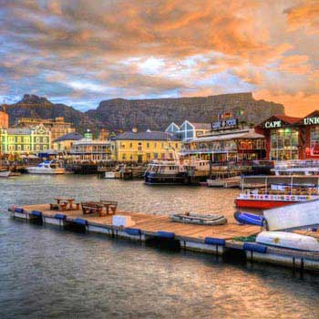 South Africa – Cape Town Tour