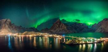 Norway – Heaven On Earth Aurora