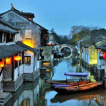 China – Suzhou and Zhouzhuang