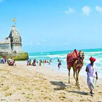 Dwarka-Somnath-Diu-Gir Tour
