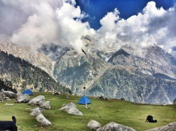 Triund Trek Tour