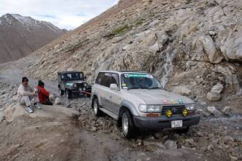 Jeep Safari Tour Package Leh Ladakh