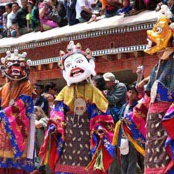 Hemis Festival Tour Package Leh Ladakh