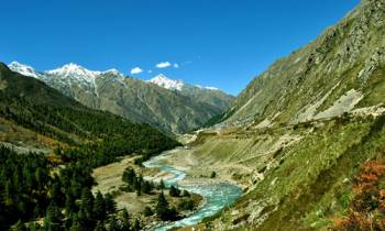 Shimla - Narkanda - Sangla - Kaza Tour