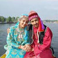 Honeymoon Kashmir Tour Package