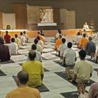 Tour to Isha Yoga Center