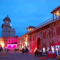 Pink City, Taj & Beach Tour