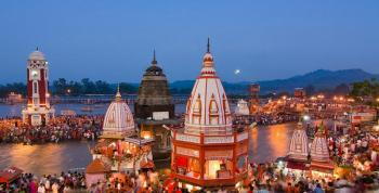 Golden Triangle Tour With Haridwar Rishikesh Package