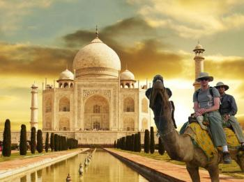 7 Days Golden Triangle With Ajmer Excursion Package