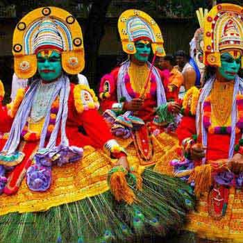 Kerala Cultural Tour Package