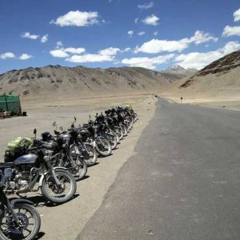 Cycling Tour Ladakh Package