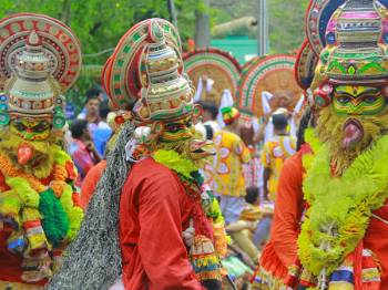 South India Festivals Tour Package