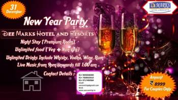 New Year Packages