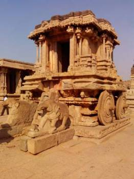 Hampi Badami Tour Package