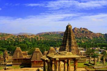 14 Nights 15 Days Mystical South India Tour