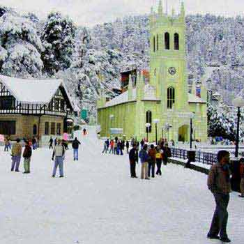 Book Himachal Tour