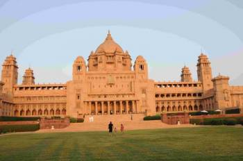 Forts and Palaces Tour of Rajasthan Package