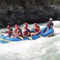 Tanakpur Day rafting or beach camping in Mahakali(Sarada) river Tour