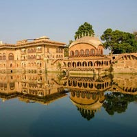 Agra Taj Mahal And Bharatpur Tour