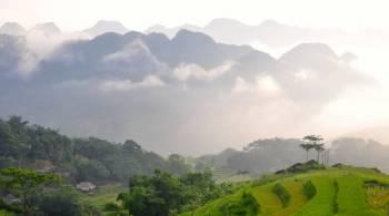 Mai Chau Pu Luong Nature Reserve Escape Tour