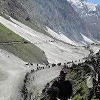Amarnath Yatra With Srinagar Tour