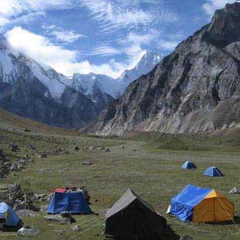 Mt. Stok Kangri Trek Tour