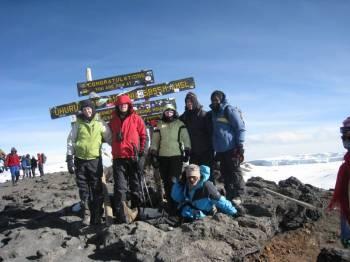 Kilimanjaro Climb-Shira Route Tour