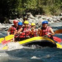 River Rafting in Himachal Tour