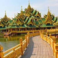Splendors of Thailand Tour Package