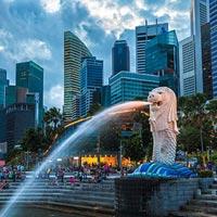 Singapore Cruise Honeymoon Package