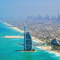 Mauritius Dubai Honeymoon Package
