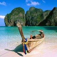 Phuket Krabi Honeymoon Package