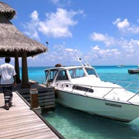Private Budget Speedboat Transfer Maldives Tour