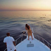 Sunset Dolphin Cruise Maldives Tour