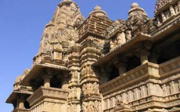 Golden Triangle with Khajuraho & Varnasi Package