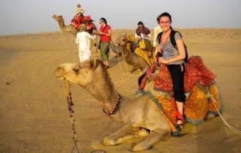 Jaisalmer Desert Safari Tour Package