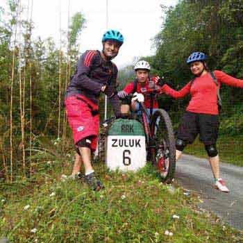Mountain Bike in Darjeeling Tour