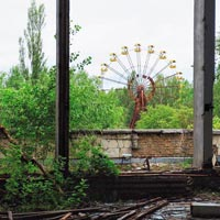 Two-day tour to Chernobyl