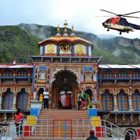 Badrinath Kedarnath Yatra by Helicopter Tour
