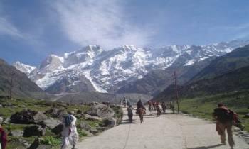 Gangotri - Kedar Trek Tour