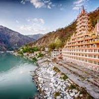 Gangotri - Kedarnath Trek Tour (Ibex Garhwal - Himalayas-Moderate Trek)
