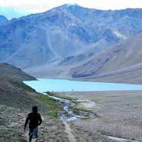 Tsomoiri Lake Trek Tour (Ibex Ladakh - Moderate Trek)