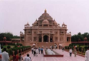 Vibrant Gujarat and Rajasthan Pancha Dwarka , Jyothirlinga Tour